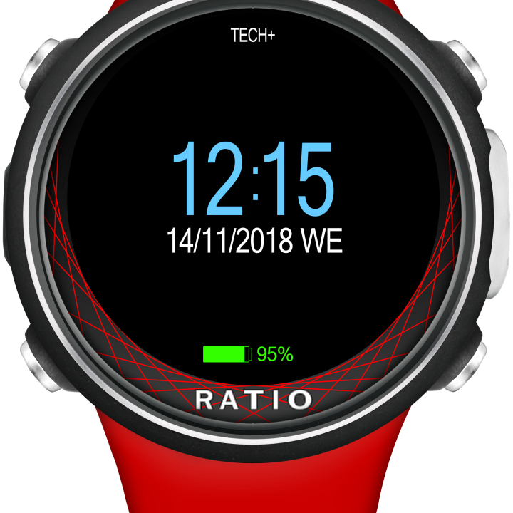iDive Color l watch l Red.png